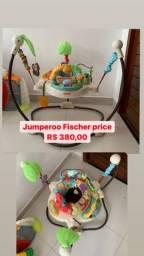 Jumperoo Fischer price