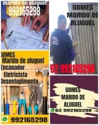 Título do anúncio: Marido de aluguel ###Gomes
