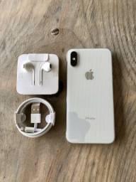 iPhone XS 64GB SILVER ( Aceito cartão e troca )