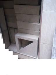 Título do anúncio: Cobogó - triângulo - concreto 20 peças