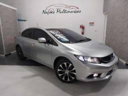 Título do anúncio: Honda Civic LXR Ano 2015 !!! Motor 2.0 Flex  !!! Baixo Km !!!