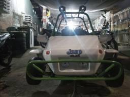 Título do anúncio: Míni buggy motor 3.5 branco 2t extra funcionando tudo vdo ou tco