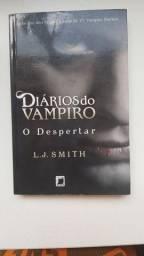 Diários do vampiro (The Vampire Diaries): O Despertar - Livro 1, L.J. Smith