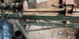 Título do anúncio: Torno para madeira