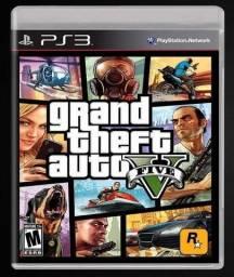 Título do anúncio: GTA 5 V Grand Theft Auto 5 Playstation 3 PS3 em Uberlândia, Uberaba e Araguari.