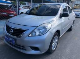 Nissan versa 2013 1.6 16v flex s 4p manual