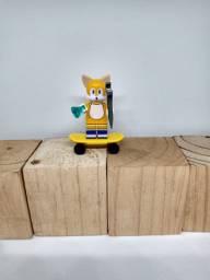 Lego Compatível Tails Sonic Boneco Geek Coleção Filme