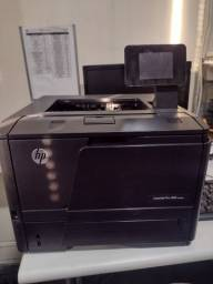 Título do anúncio: HP Laserjet Pro 400 M401dw