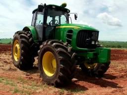 A John Deere, Máquinas Agrícolas, Trator PNG