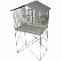 Viveiro Capela Média para Pássaros