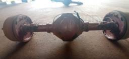 Título do anúncio: Carcaça MB 1113 com campana