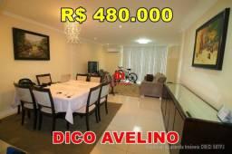 Título do anúncio: Dico Avelino, 197m², 100% reformado, Bairro Vieiralves, 2 vagas cobertas