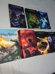 Título do anúncio: Livros do Harry Potter