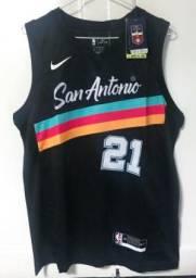 Camisa San Antônio NBA/Basquete
