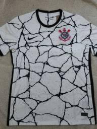 Título do anúncio: Camisa de Time - Corinthians 2021