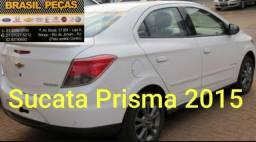 Título do anúncio: Peças Originais Prisma 2015