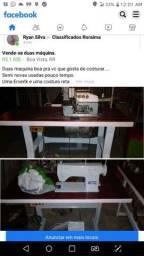 Vende-se essas duas máquina de costurar