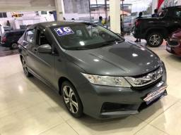 Título do anúncio: Honda City  LX 1.5 Automatico 2016!!!