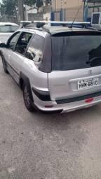 Peugeot 206scapade  r$12000