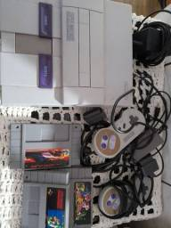Título do anúncio: Super Nintendo NES