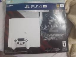 Título do anúncio: PS4 PRO BRANCO