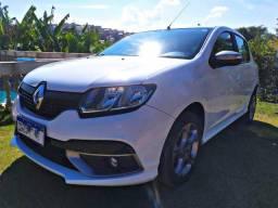 Título do anúncio: Renault Sandero GT Line 1.6 16 - 2017