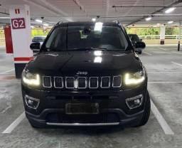Título do anúncio: Jeep compass Flex limited 2018 15mkm