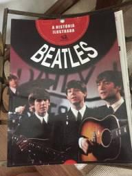 a Historia Ilustrada Beatles
