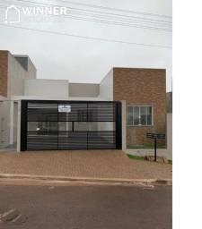 Título do anúncio: Venda   Casa com 87.15 m², 3 dormitório(s), 2 vaga(s). Residencial Santa Clara, Toledo