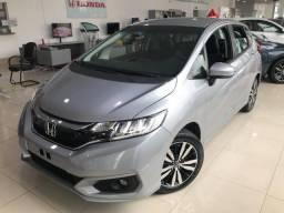 Título do anúncio: Honda Fit 1.5 EXL Automático