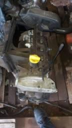 Motor Clio 1.0 16V Usado Bom
