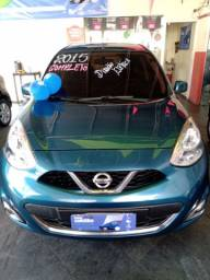 NISSAN MARCH 2015 1.6 SV