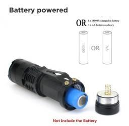 LeS Uv Lanterna Secagem esmalte de Tocha Com Função Zoom