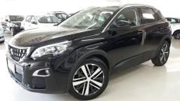 Peugeot 3008 1.6 Allure Thp 16v Gasolina 4p Automático 2019 2020 Suv Preto