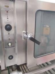 Vendo forno industrial elétrico
