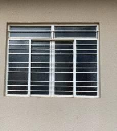 Título do anúncio: Vendo 3 janelas com vidros
