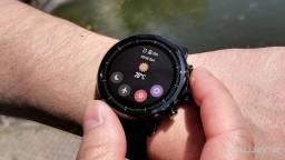 Título do anúncio: Smartwatch Amazfit Stratos 2 + case e pulseira extra