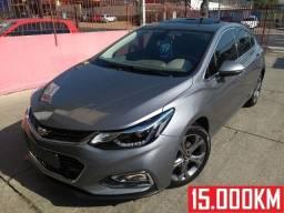 Título do anúncio: GM/Cruze Hatch LTZ *Baixissima Km