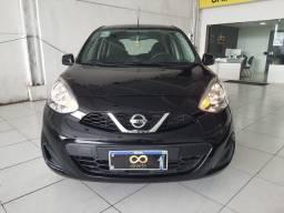 Nissan March S 1.0 2015 // com garantia // ipva 2021