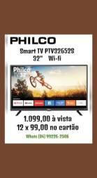 Título do anúncio: Smart TV Philco 32 wi fi
