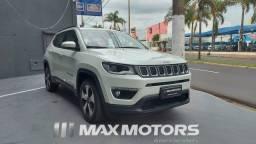 Título do anúncio: COMPASS 2017/2018 2.0 16V FLEX LONGITUDE AUTOMÁTICO