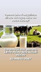 Título do anúncio: Leite da fazenda