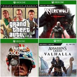 Games Xbox one /S