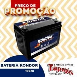 Bateria Kondor 100Ah F30AGE