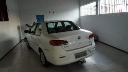 Siena branco, motor Etorque 1.6 16V Dualogic - 2012