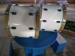 Instrumentos Percussão Banda Fanfarra