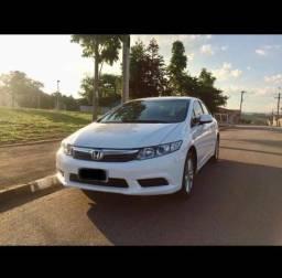 Honda civic lxs 1.8 ano 2013 - 2013
