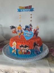 Faço plaquinha p colocar no bolo peça já o seu tema. *