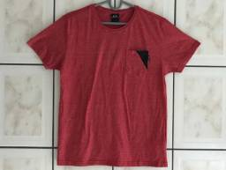 Camiseta Oakley Especial Mod Malto Ss Vermelho Original e Nova. (Tamanho: P)