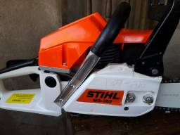 Moto serra Sthil MS 382 nova na promoção
